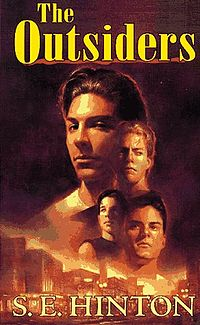 In the book the outsiders